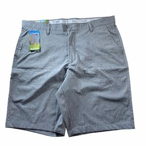 Sunice Athletic Golf Shorts In Gray Waist 38 NWT